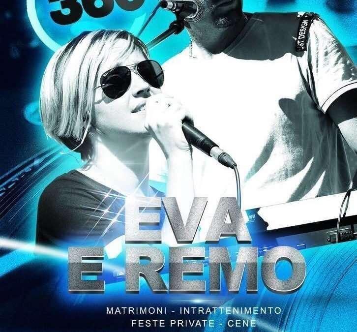 DOMENICHE DI MUSICA IN ALTA QUOTA CON REMO ED EVA!!!